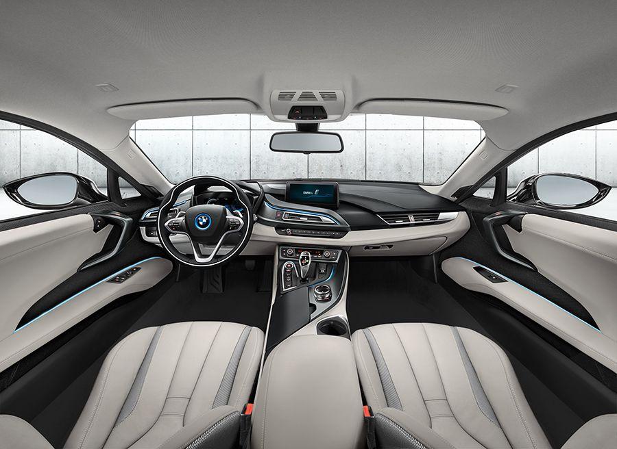 BMW i8 Salón de Los Ángeles 2013