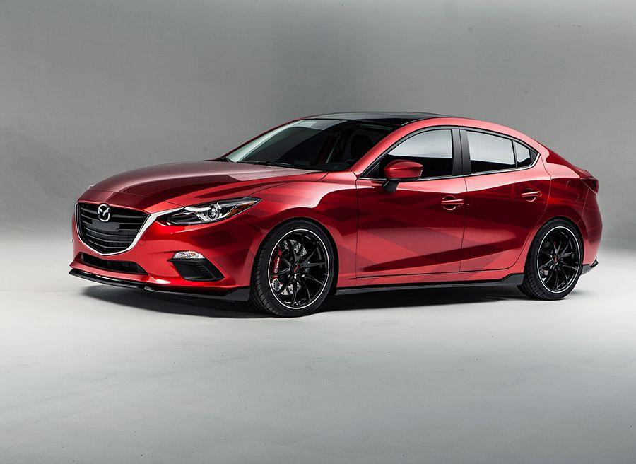 Mazda3 Vector SEMA 2013