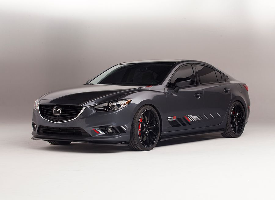 Mazda6 SEMA 2013