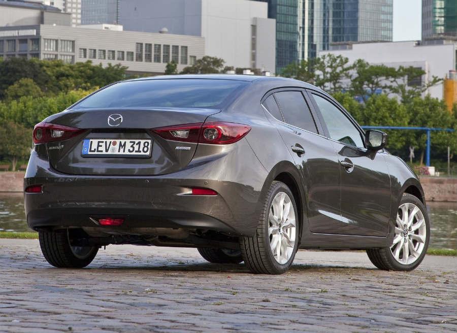 El nuevo Mazda3 híbrido tiene una potencia de 136 CV.