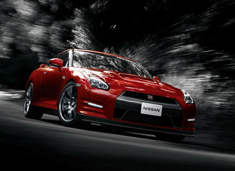 El nuevo Nissan GT-R tiene una línea muy continuista.
