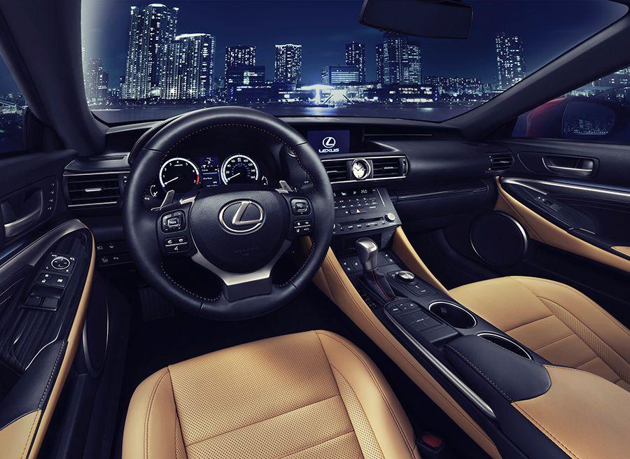 Novedades Lexus Tokio 2013 Lexus RC 350