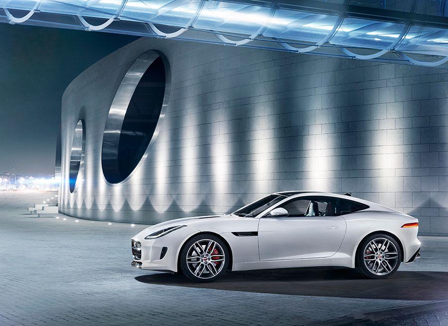 Nuevo Jaguar F-Type Coupé