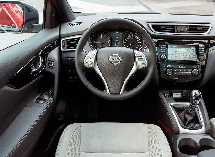 Nuevo Nissan Qashqai Premier Limited Edition 2014