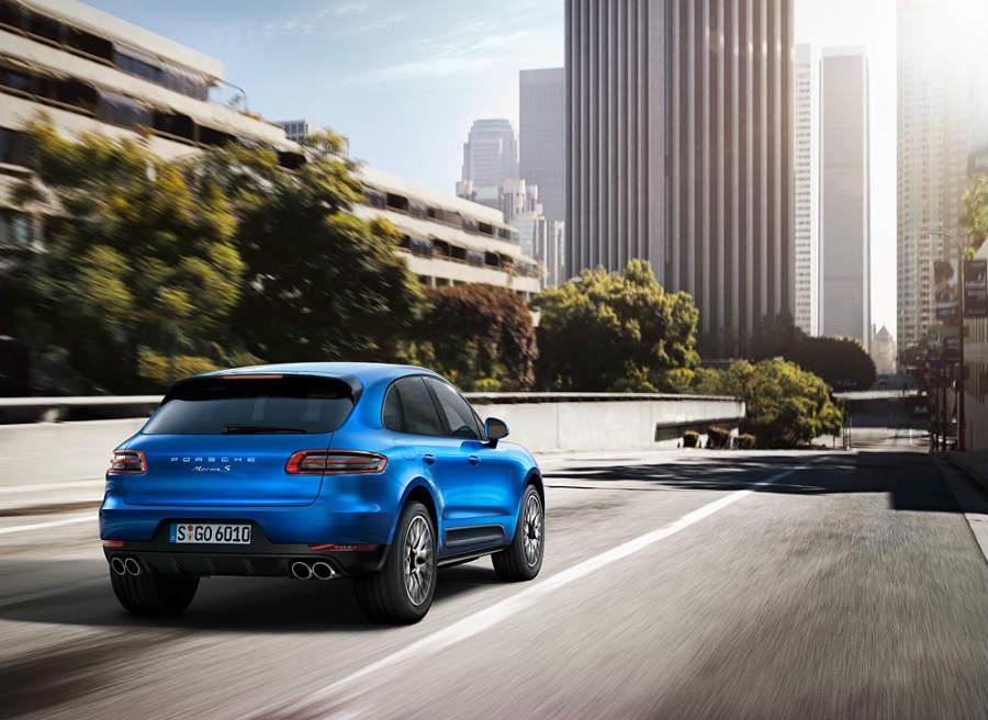 El Porsche Macan mantiene la esencia de lo que debe ser un Porsche.