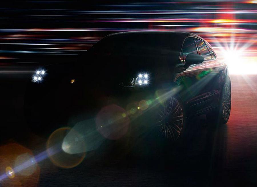 La presentación oficial del nuevo Porsche Macan tiene lugar en Los Ángeles.
