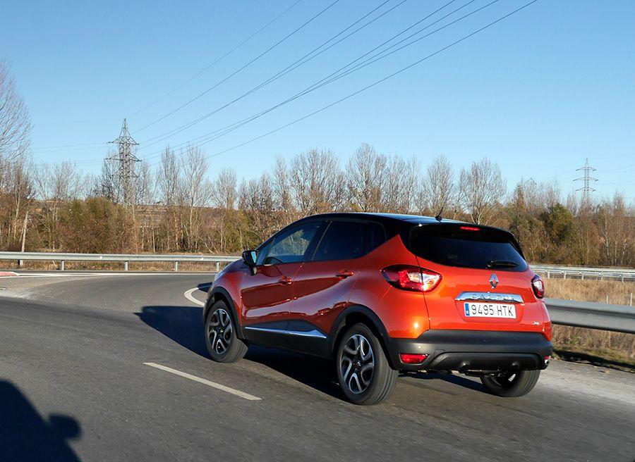 Presentación y prueba Renault Captur 1.5 dCi90 EDC, León, Rubén Fidalgo