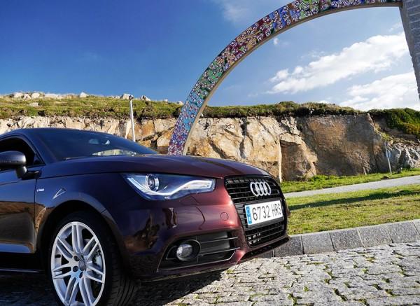 Prueba Audi A1 1.4 TSI S-Line sistema desconexion selectiva cilindros, La Coruña, Rubén Fidalgo
