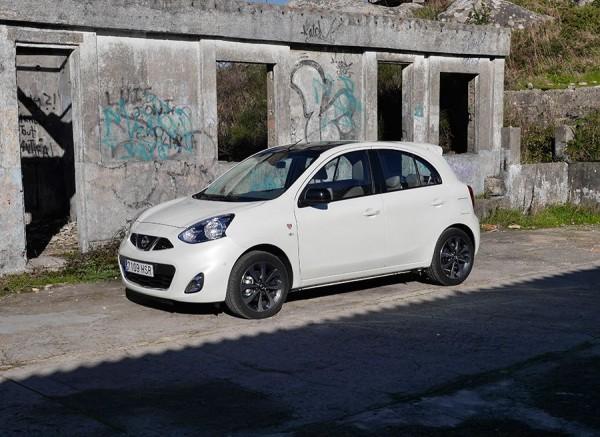 Prueba Nissan Micra 1.2 DIGS 98 CV Ágata Ruíz de la Prada 2013, Cabo Silleiro, Rubén Fidalgo
