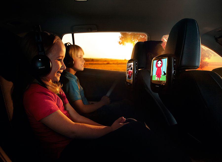 Sistema Multimedia entretenimiento Toyota