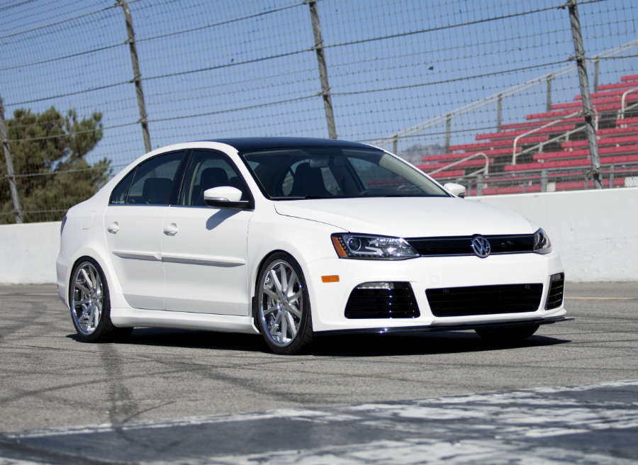 Volkswagen Jetta Racers Dream.