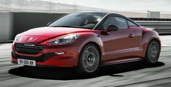 Peugeot RCZ R, disponible por 39.900 euros