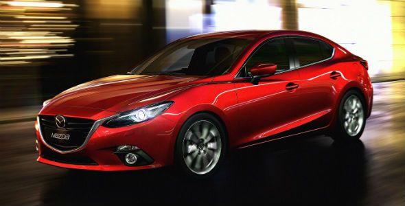 El Mazda 3 híbrido, presentado en el Salón de Tokio