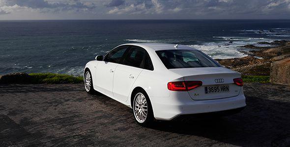 Audi A4 2.0 TDI 143 CV con el nuevo cambio Multitronic, a prueba