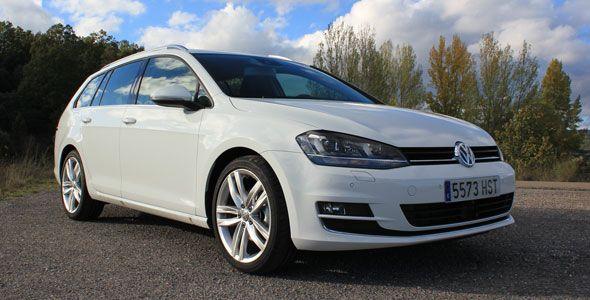 Volkswagen Golf Variant 2013: una semana a prueba