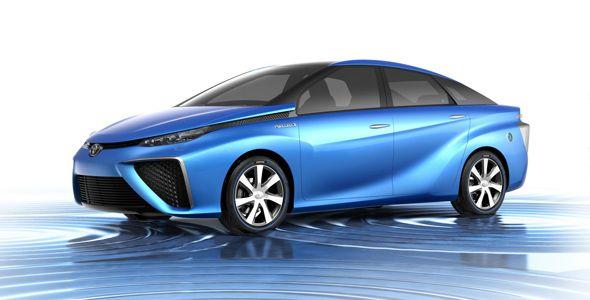Toyota en el Salón de Tokio: un coche que cambia de color y un concept de hidrógeno