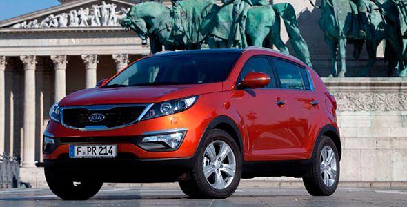 Nuevo Kia Sportage Drive Plus: más y mejor