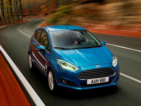 El Ford Fiesta 1.0 EcoBoost, ahora con transmisión automática Powershift
