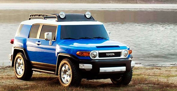 El Toyota FJ Cruiser dejará de fabricarse en 2014