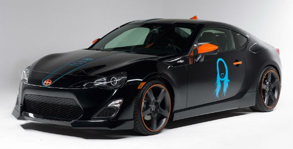 Toyota en el SEMA: espectáculo en Las Vegas