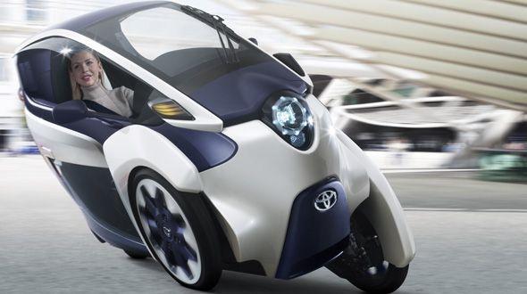 Toyota presenta su visión de movilidad sostenible en el Salón de Tokio