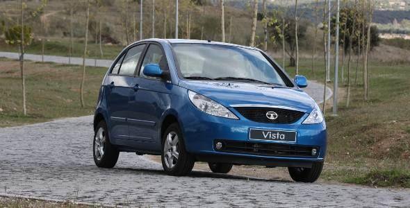Tata Vista: nuevo motor diésel de 95 CV