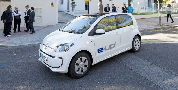 Volkswagen e-Up! 2014: lo conducimos