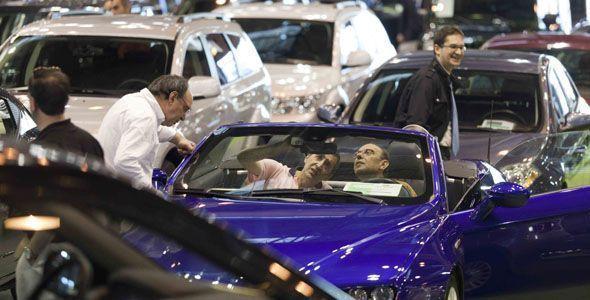 Las ventas de coches usados crecen un 7,5% hasta octubre