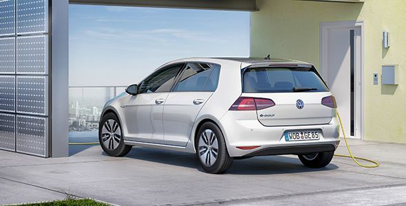 Volkswagen e-Golf, desde 34.900 euros