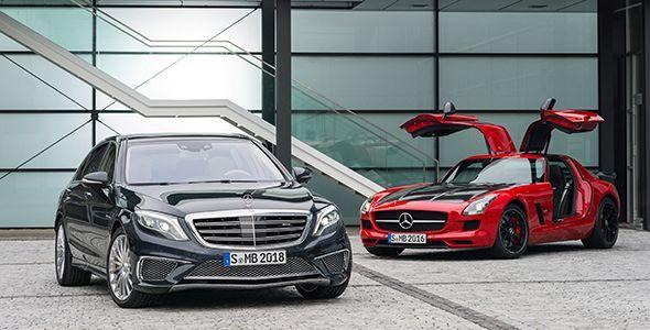Mercedes SLS AMG Final Edition, despedida en Tokio y Los Ángeles 2013