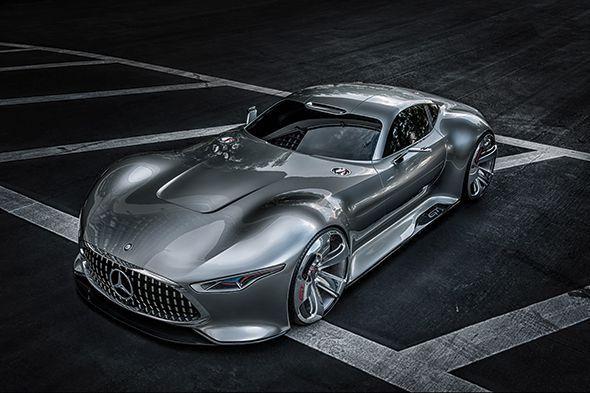Nuevo Mercedes-Benz AMG Vision Gran Turismo: más que un videojuego