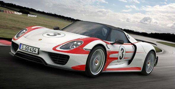 El Porsche 918 Spyder mejora antes de salir al mercado