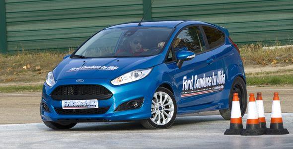 """""""Ford, conduce tu vida"""": participamos en el programa de seguridad vial"""
