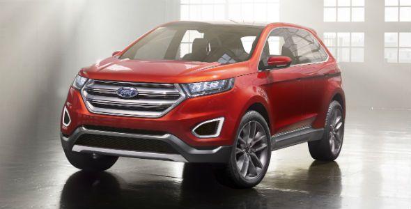 Ford Edge Concept, llegará a Europa