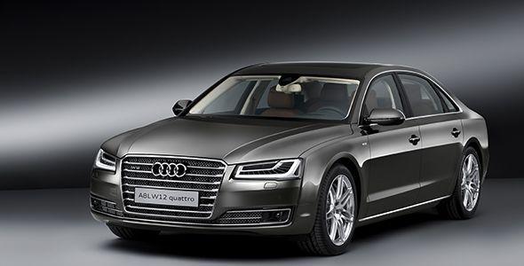 Audi A8 L W12 Exclusive Concept: lujo para 50