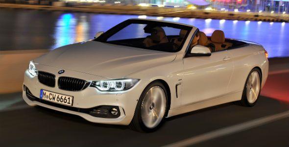 BMW Serie 4 Convertible 2014, presentado a nivel mundial