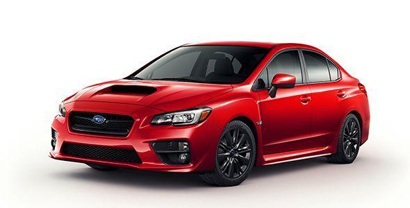 Nuevo Subaru WRX, en Los Ángeles 2013