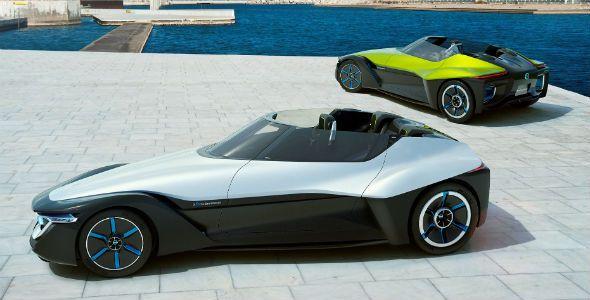 Nissan BladeGlider y Nissan IDx Concept
