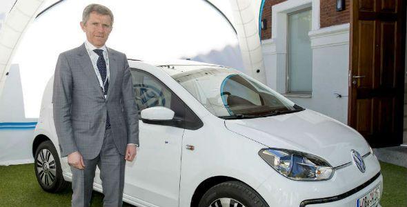 """Francisco Pérez Botello: """"El VW e-Up! inicia el cambio hacia la movilidad eléctrica"""""""