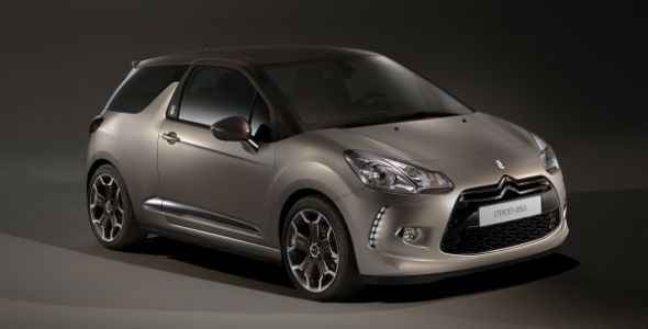 Citroën DS3 DS World Paris, edición especial limitada
