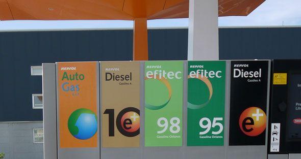 La gasolina alcanzó en octubre su precio más bajo en 2013
