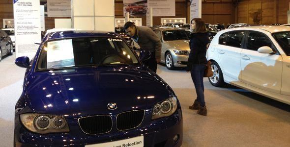 Éxito del Salón del Vehículo de Ocasión de Madrid: 37.000 visitantes y 1.062 ventas