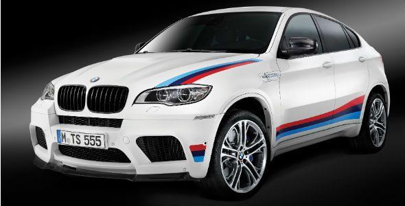 BMW X6 M Design Edition, edición especial limitada
