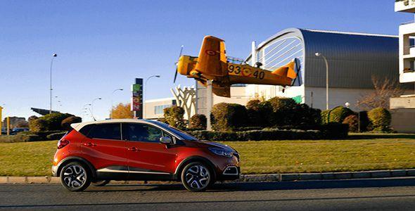 Presentación y prueba del Renault Captur 1.5 dCi EDC 2013: diésel y automático