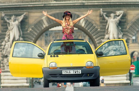 El Renault Twingo cumple 20 años