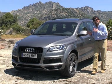Vídeo prueba: Audi Q7 TDI 245 CV