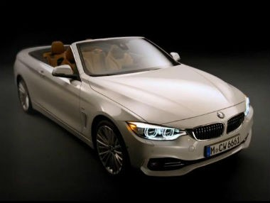 BMW Serie 4 Convertible: el funcionamiento de la capota