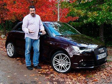 Vídeo prueba del Audi A1 1.4 TSi CoD con cambio S-Tronic
