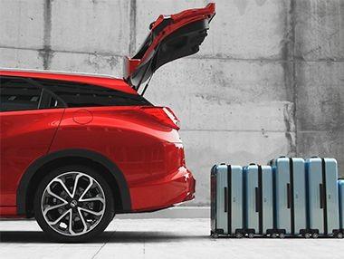 Así es el nuevo Honda Civic Tourer 2014
