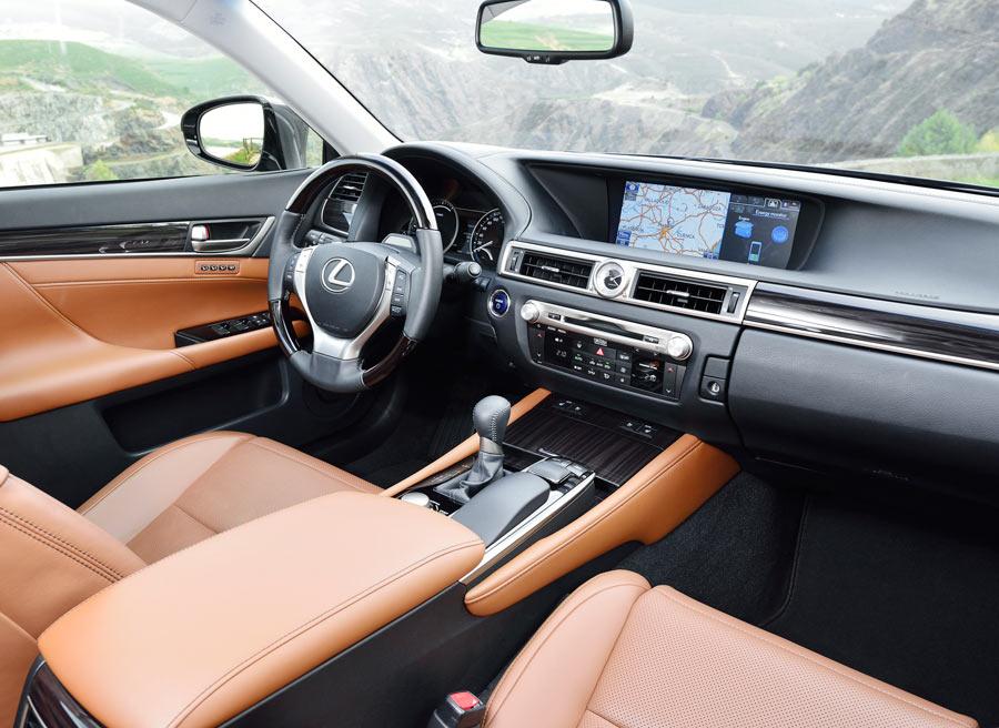 Lexus GS 300h 2013